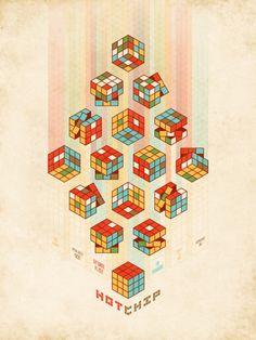 DKNG Studios - Dan Kuhlken e Nathan Goldman - Illustratori e graphic designer americani