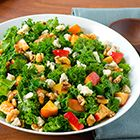 Warm Apple and Kale Salad Recipe at GEAppliances.com - crossover