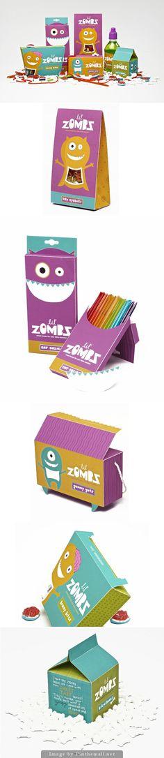 lil'zombz - candy brand