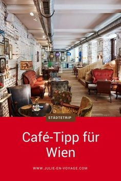 """My insider tip for Vienna is """"full board"""". - My insider tip for Vienna is """"full board"""". You can find out in the post why it is so great and my n - Restaurant Bar, Travel Destinations, Travel Tips, Vacations To Go, Vienna, Austria, Restaurants, Coffee Shops, Dream Big"""