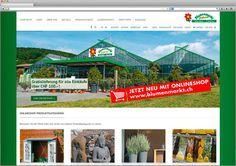 Blumenmarkt Dietrich Facelift / Redesign mit E-Commerce  Für das Gartencenter in Gampelen durften wir für das Frühlingsgeschäft eine komplett neue und 2-sprachige Website mit integrierter Shoplösung realisieren. 4'000 Artikel von 15 verschiedenen Lieferanten mit  unterschiedlicher Datenqualität «unter einen Hut» zu kriegen war eine spannende Herausforderung. Eine tolle Web-Plattform für alle die sich gerne draussen aufhalten.   http://blumenmarkt.ch/