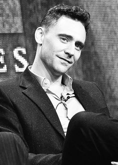 ~Thomas, your Loki is showing. Looks like he's plotting a thing.~ <--- Pinning for this piece of awesome.