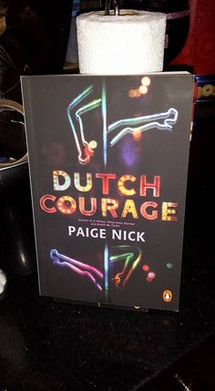 Janice Hazel Bunn  #DutchCourage   I'm so proud of my very talented sister Paige Nick who launched her latest novel Dutch Courage at Beefcakes tonight.
