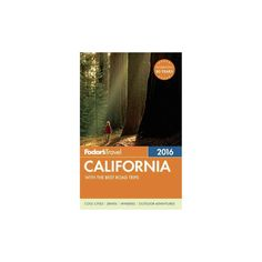 Fodor's 2016 California ( Full-color Travel Guide) (Mixed media product)