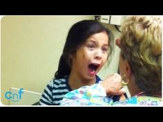 """OMG""...... scared of needles 