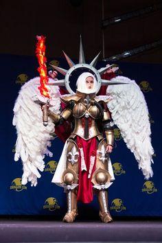 Saint Celestine Warhammer 40k