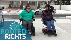 A mother's message from Emily and Ellen Ladau - YouTube Words I Wheel By blog: http://www.wordsiwheelby.com/ National Council on Disability report: http://www.ncd.gov/publications/2012/Sep272012 Disabled Parenting...