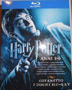 #HarryPotter 1-6