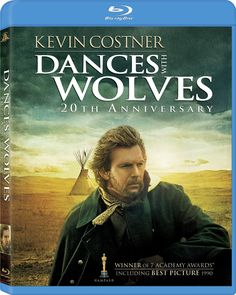 Dances with Wolves Blu-ray: 20th Anniversary Edition | Extended Cut