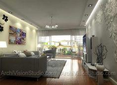 Living Room Layout Planner Interior 3D | homeku
