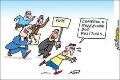 Rolezinho político...