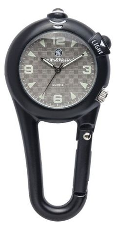 Smith & Wesson SWW-36-BLK LED Light Carabineer Pocket Watch, Black https://www.carrywatches.com/product/smith-wesson-sww-36-blk-led-light-carabineer-pocket-watch-black/ Smith & Wesson SWW-36-BLK LED Light Carabineer Pocket Watch, Black  #pocketwatchesformen #sportswatches Check more at https://www.carrywatches.com/product/smith-wesson-sww-36-blk-led-light-carabineer-pocket-watch-black/