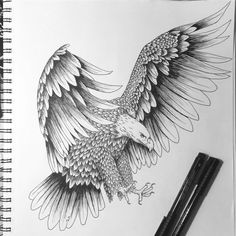 Polubienia: 56 komentarze: 5 Claire Stewart ( na Instagra Tattoos 3d, Kunst Tattoos, Feather Tattoos, Trendy Tattoos, Tattoos For Guys, Sleeve Tattoos, Tattoo Bird, Celtic Tattoos, Wolf Tattoos