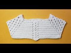 Crochet Yoke Crochet Barbie Clothes Baby Cardigan Baby Sweaters Crochet For Kids Kids Wear Baby Dress Paper Dolls Crochet Projects Crochet Motif Patterns, Crochet Yoke, Crochet Baby Cardigan, Crochet Fabric, Crochet Girls, Crochet Blouse, Crochet For Kids, Crochet Stitches, Hand Crochet