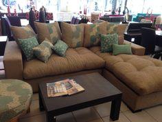 Sofa esquinero Henderson couch
