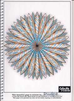 Week 5 Color Palette - Strut Your Stuff - Color Me Forum