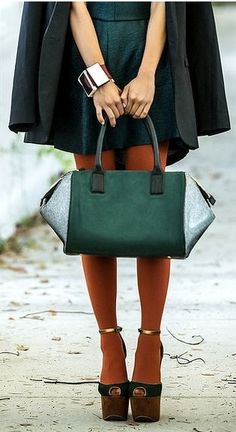 stepping into fall with h&m - Lust for Life by Olivia Lopez Fashion Bags, Love Fashion, Autumn Fashion, Womens Fashion, Fashion Shoes, Girl Fashion, Fashion Clothes, Glamorous Chic Life, Top Mode
