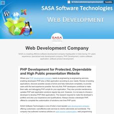 SASA Software Technologies - Web Development Company In India. Seo Services Company, Web Development Company, Design Development, Software Development, Professional Web Design, Mobile Application Development, Business Organization, Pictures Of The Week, Best Web
