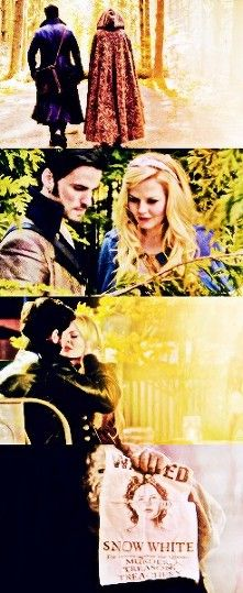 OuaT - When everyone was celebrating after the naming and she looked up, I gasped and started bouncing in my seat. When he was telling her about what he had of value, I froze, shaking. When the kissed, I SCREAMED.