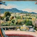 The Early History of Canyon Road- Santa Fe NM