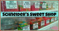 Schneider's Sweet Shop -- Bellevue Kentucky