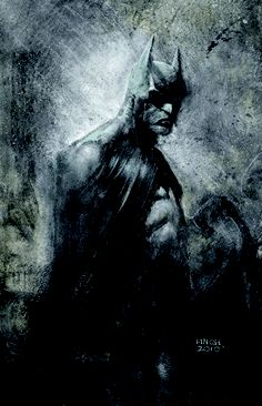 Batman -- DC's dark god of the underworld. WHOEVER WROTE THAT ABOVE ME IS WRONG, RAVEN IS THE DARK GOD OF THE UNDERWORLD. -NICK