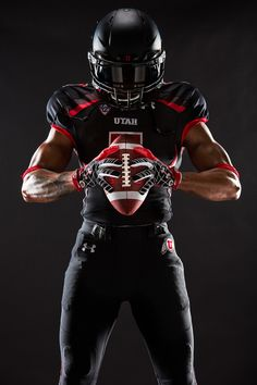 University of Utah Football Hall of Fame Photography by Kevin Winzeler via Behance Utah Utes Football, Sport Football, Football Season, Football Defense, Patriots Football, Football Senior Pictures, Football Poses, Sport Motivation, American Football Nfl