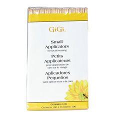 GiGi Honee Wax Applicators 100 Count Small