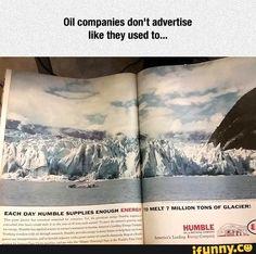 oil, companies, bad, advertisement