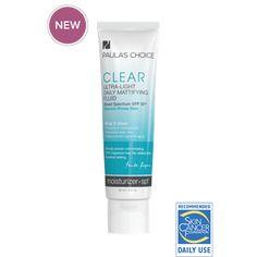 Paula's Choice Skincare - Clear Daily Fluid SPF 30+ : Reviews