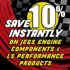 Over 600 JEGS Brand Engine and LS Performance Products On Sale! Check Them Out Here: http://www.jegs.com/c/Engines-Components/10175/10002/-1?N=900555+4294770874&Tab=SKU&csrc=brand  #LS #Performance #Engine #Sale #Deal #ILoveJEGS #INeedThis #GottaHaveIt