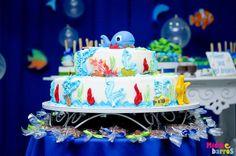 Under the Sea Birthday Party Ideas | Photo 9 of 77