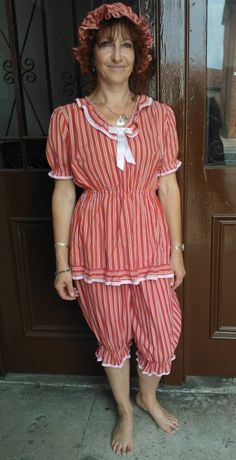 Old Time Women Dress