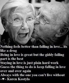 Old People Quotes Beauteous Old People In Love A Warm & Fuzzy Photography Collection