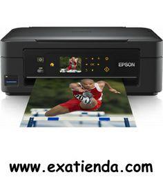 Ya disponible Multif. Epson home xp 402   (por sólo 95.89 € IVA incluído):   -Tipo de dispositivo:Impresora, escaner, copiadora -Tecnología:Inyeccion de tinta(4 colores) -IMPRESORA -Velocidad de impresión: *Negro:33 Páginas/minuto Monocromo (Papel Normal 75 g/m²) *Color:15 Páginas/minuto Color (Papel Normal 75 g/m²) -Tipos de papel: A4, A5, A6, B5, C6 (sobre), DL (sobre), No. 10 (sobre), Letter legal, 9 x 13 cm, 10 x 15 cm, 13 x 18 cm, 13 x 20 cm, 20 x 25 cm, 100 x