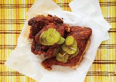 We're serious about our hot chicken.