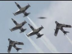NEW UFO Video From Airshow This is one of the BEST we have seen yet