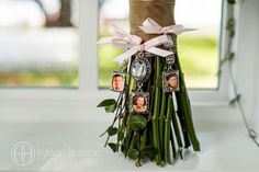 Wedding Bouquet Photo Charm  Large Oval by YourCharmedWedding, $12.99