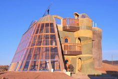 Organic Architecture, Beautiful Architecture, Vernacular Architecture, Building Design, Building A House, Earthship Home, Earthship Design, Eco Buildings, Tadelakt