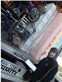 A lorry-load of support for Emmaus in Poland - Emmaus Cambridge sends a…
