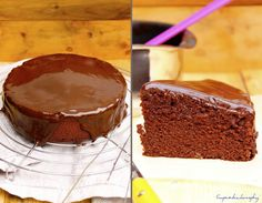 Bizcocho chocolate Thermomix
