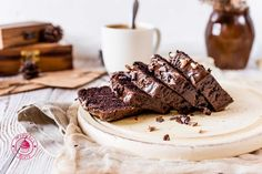 Czekoladowe ciasto na białkach Creme Brulee, Cooking Recipes, Meat, Ethnic Recipes, Food, Tart, Chef Recipes, Essen, Eten