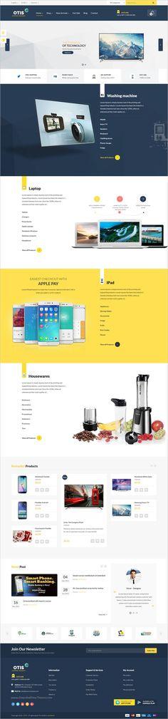 Leo Otis is wonderful responsive #Prestashop theme for #webdev multipurpose #onlineshop #eCommerce website with 5 unique homepage layouts download now➩ https://themeforest.net/item/leo-otis-responsive-prestashop-theme/18701606?ref=Datasata