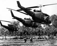 Air Cavalry Huey Helicopters | US Military Helicopters