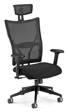 Tremendous Serta Smart Layers Verona Manager Chair Black Silver Item Pabps2019 Chair Design Images Pabps2019Com