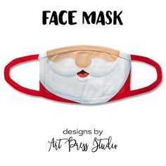 Diy Mask, Diy Face Mask, Face Masks, Clear Plastic Bags, Santa Face, Secret Santa Gifts, Mask Design, Weapon, Soft Fabrics