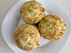 Eggnog Muffins from Let Me Eat Cake