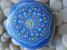 SimetríA Radial En Una Piedra
