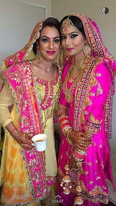 bridal salwar suit punjabi salwar suit suit for wedding wedding suit idias custom made suits custom made bridal suits all bridal wear for every function Punjabi Fashion, Bollywood Fashion, Indian Fashion, Indian Lehenga, Punjabi Bride, Punjabi Suits, Indian Bridal Wear, Indian Wear, Indian Suits