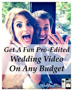 The Knot's #1 Rated Video App - Now, every couple can get an amazing, edited wedding video highlight! Use the @WeddingMix app to save every guest photo & video, forever. Our editors turn your favorite moments into your amazing wedding highlight video.